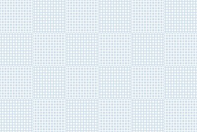 Seamless checked blue and white pattern..