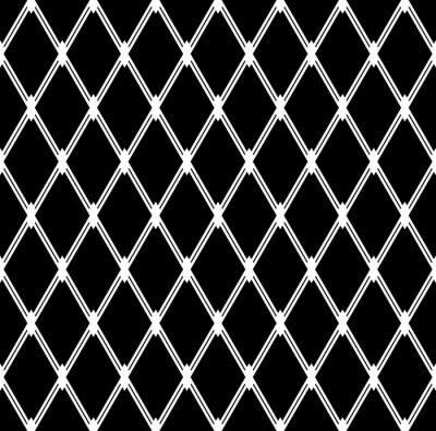 Seamless geometric diamonds pattern. Lattice texture.