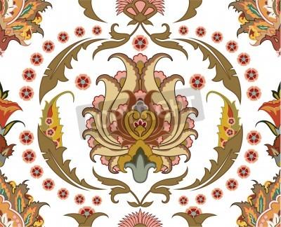 Bild seamless ornament with east design