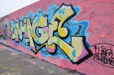 Bild Segment de mur à Berlin