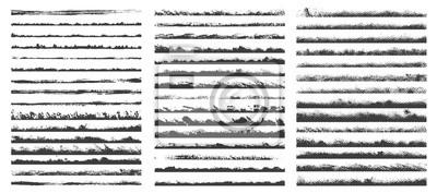 Bild Set of brushes