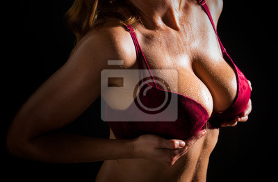 Grosse brustbilder
