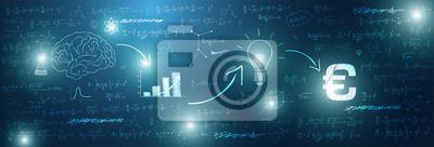 Bild sfondo, grafica, lavagna, investimento, matematica, calcolare