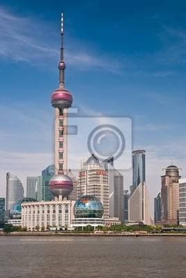 Shanghai - Informationsschalter Perle de l'Orient