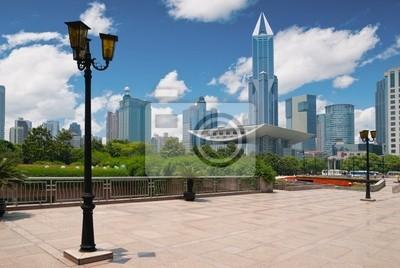 Shanghai - Place du Musée