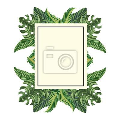 Bild sheet leaf cartoon