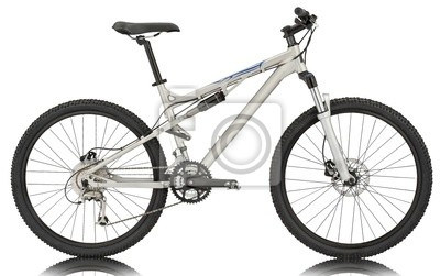 Bild Silber Sport Fahrrad