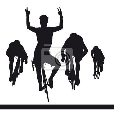 Silhouette_Cycliste
