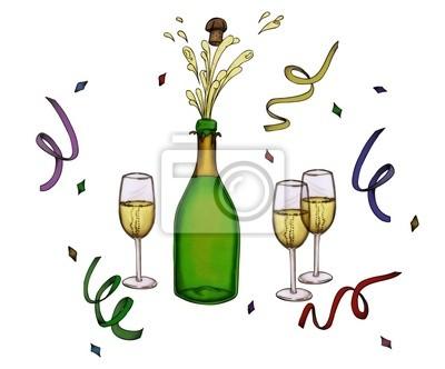 Bottle Party So Feiern Sie Ungezwungen