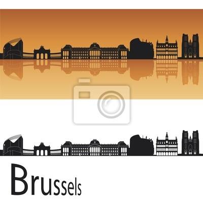 Bild Skyline von Brüssel