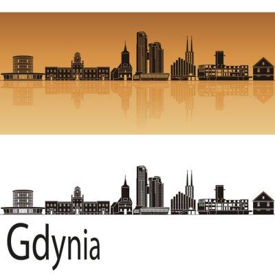 Bild Skyline von Gdynia