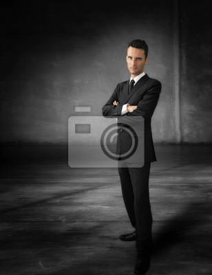 Bild Smart-sexy Business-Mann