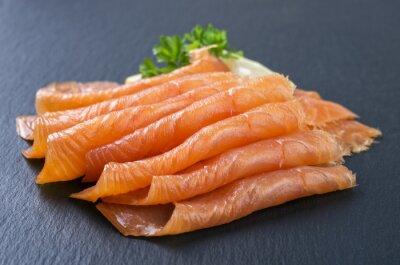Bild Smoked Salmon