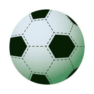 soccer balloon sport championship icon