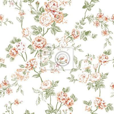 Sofia floral nahtlose Muster