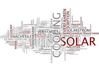 Bild Solare Kühlung