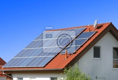 Solarzellen und Sonnenkollektoren