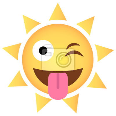 Sonne emoticon 🌞 Sun