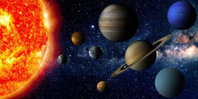 Bild Sonnensystem