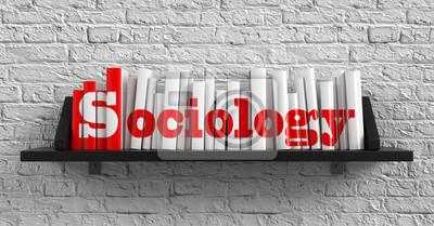 Soziologie. Education-Konzept.
