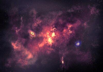 Bild Space background