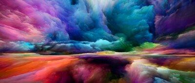 Bild Speaking of Land and Sky