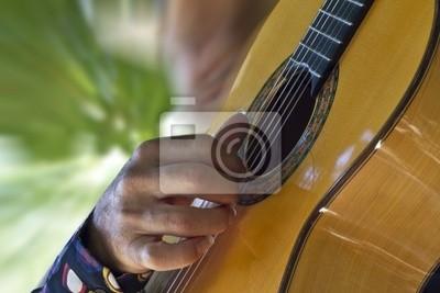 Spielen Sie die Guitare