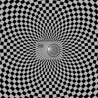 Spiral Chessboard