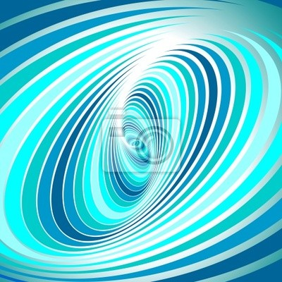Spiral Whirl Bewegung . Abstrakt Hintergrund.