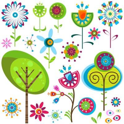 Bild Spleen Blumen