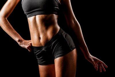Bild Sport Frau Körper