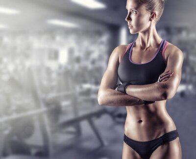 Bild Sportliches Mädchen