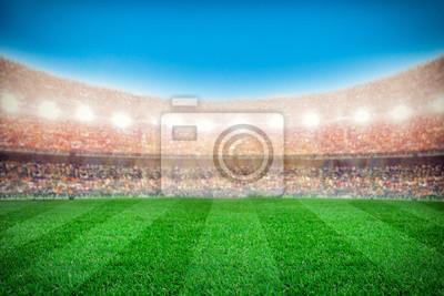 Sportstadion Hintergrund