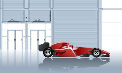 Bild Sportwagen