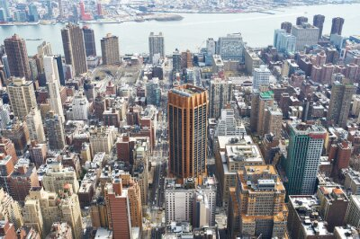 Bild Stadtansicht von Manhattan