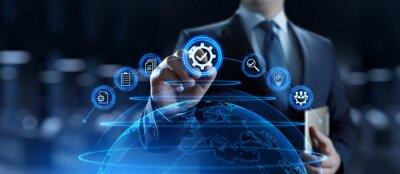 Bild Standard ISO quality control assurance standardisation certification.