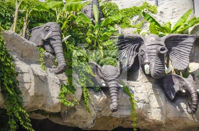 Stein Elefanten