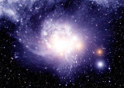Bild Sterne, Staub und Gasnebel