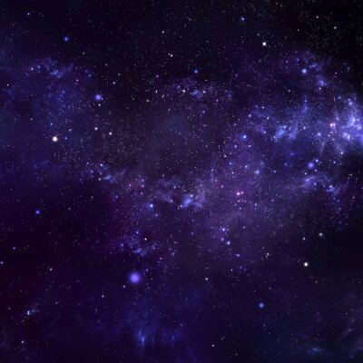 Bild Sternenhimmel