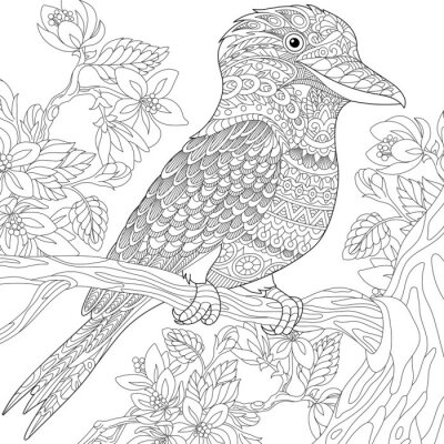Ziemlich Vogel Färbung Blatt Ideen - Dokumentationsvorlage Beispiel ...