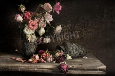 Bild Stillleben Fotografie mit Blume