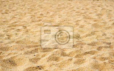 Strandsand Bilder myloview