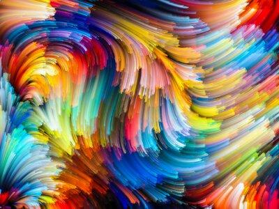 Bild Stream of Color