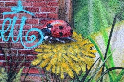 Bild Street art dans les rues de Berlin