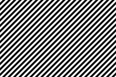 Bild Streifen diagonales Muster. Weiß auf schwarz. Vektor-Illustration.