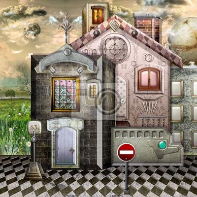 Suburban Hause