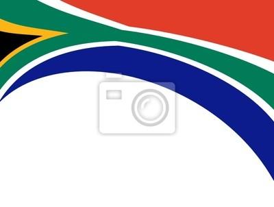 Südafrika Welle
