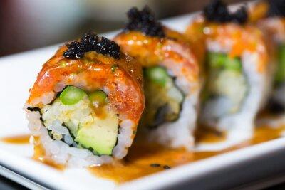 Bild Sushi-Rolle