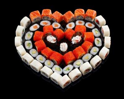 Bild Sushi-Set