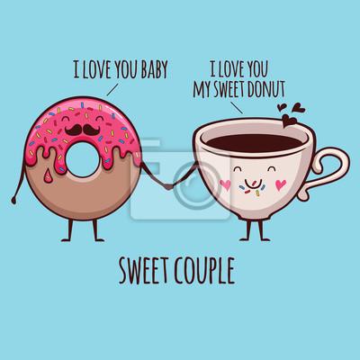 Süßes Paar